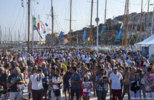 "Immagini delle regate ""Vele d'Epoca di Imperia 20146"" Imperia, 7-11/09/2016 Photo ©Francesco & Roberta Rastrelli protected by Copyright Editorial use only for press release"