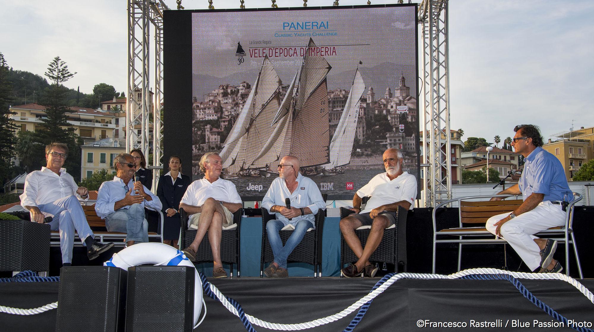 Trent'anni di vele d'epoca: la brochure (10/9/2016)